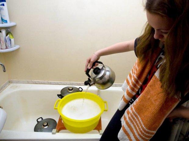 Бойлери можуть відпочити: киянам повідомили дату увімкнення гарячої води