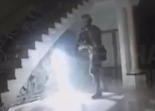 Открыли огонь, фото скриншот с Іnstagram
