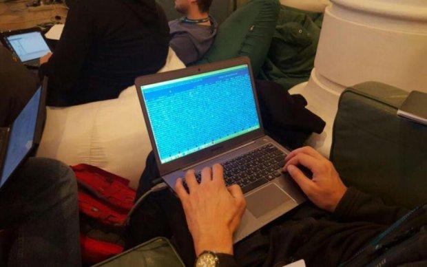 У Кіберполіції відшукали джерело хакерського вірусу