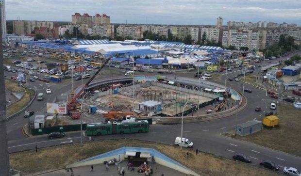 Новий торговий центр з'явиться в Києві