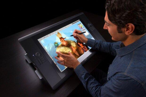 Всесвітній день комп'ютерної графіки, фото: Руспех