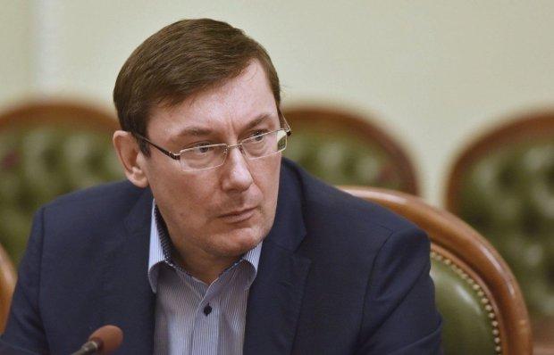 """""""Я дам краткий ответ"""": Луценко перевернул свою отставку с ног на голову"""