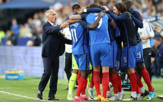 Франція обіграла Англію у результативному поєдинку