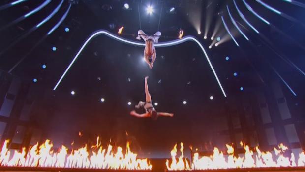 Українці підірвали американське талант-шоу: відео
