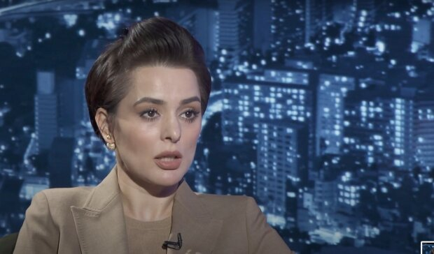 Валерія Заружко, скріншот відео