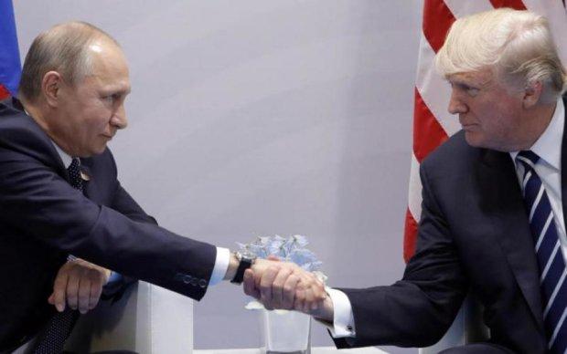 Путін заманював Трампа полком російських путан