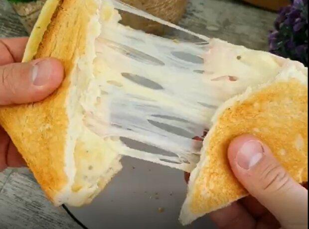 Сэндвич, скриншот видео