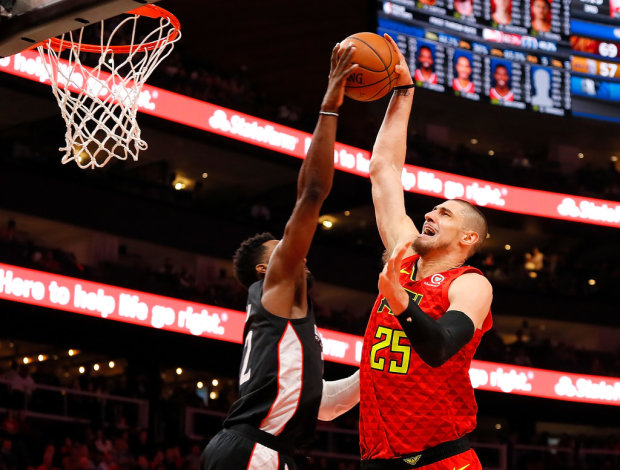 Українець Лень встановив рекорд результативності в НБА: відео