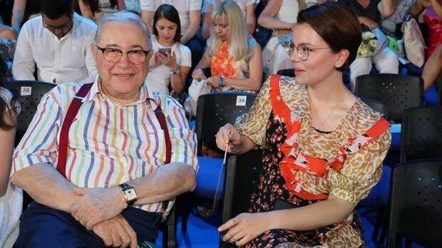 Євген Петросян и Татьяна Брухунова, фото: starhit.ru