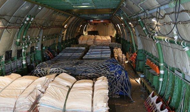 Россия направила «очередной гуманитарный груз» в Сирию