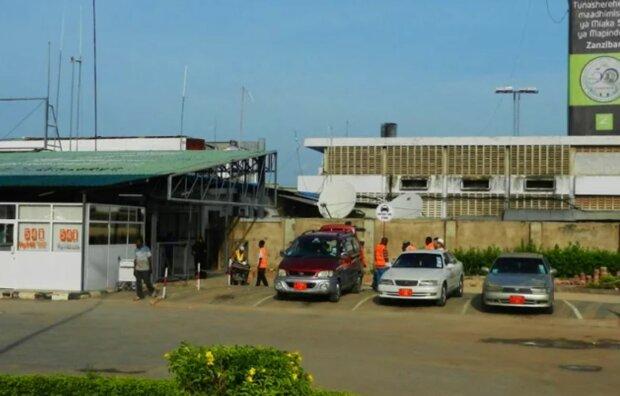 Аэропорт Занзибара, скриншот: YouTube