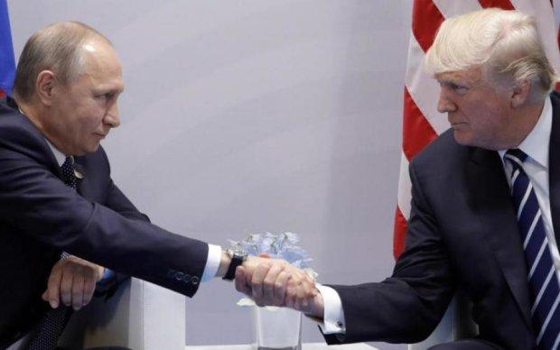 Зустріч Трампа і Путіна застала Білий дім зненацька