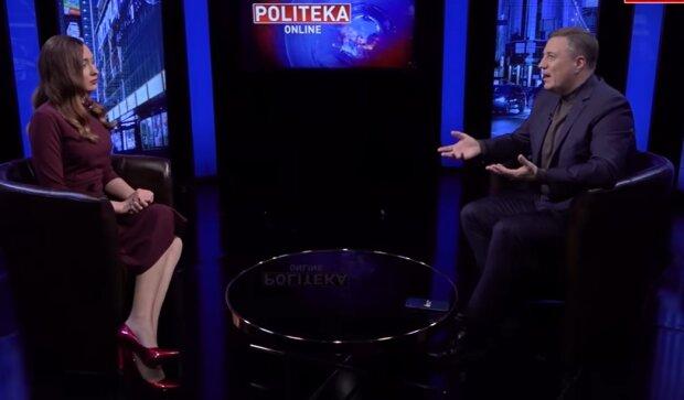 Николай Катеринчук, скриншот: Politeka
