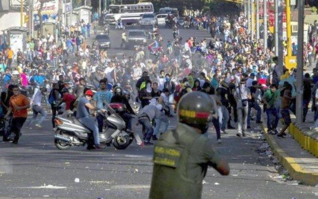 У Венесуелі атакували парламент, є постраждалі