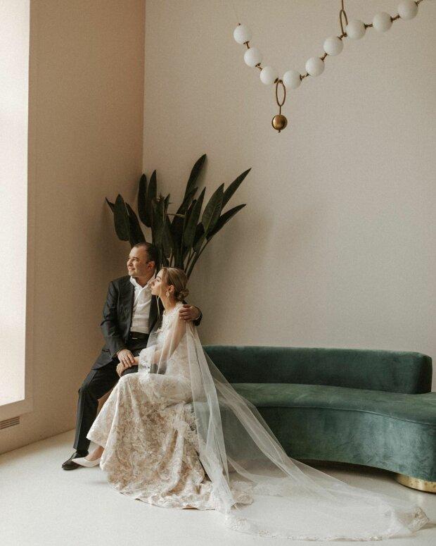 Віктор Павлік одружився на Катерині Реп'яховій, фото: Instagram.com/repyahovakate