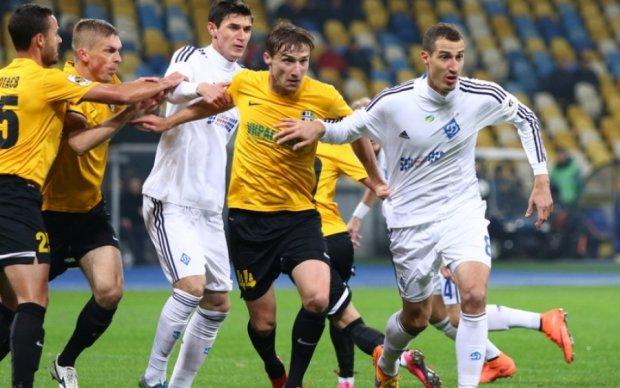 Против Динамо Александрия собирается выставить молодежный состав