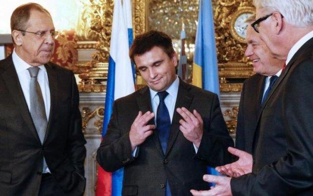 Их там нет: подопечные Климкина сработали в стиле Путина