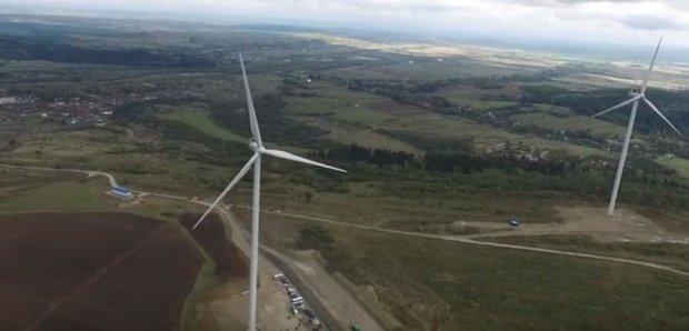 Львівщину забезпечить електрикою найпотужніша в Україні вітростанція