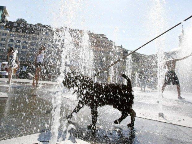 Погода на кінець тижня: жорстока спека змусить українців сидіти вдома