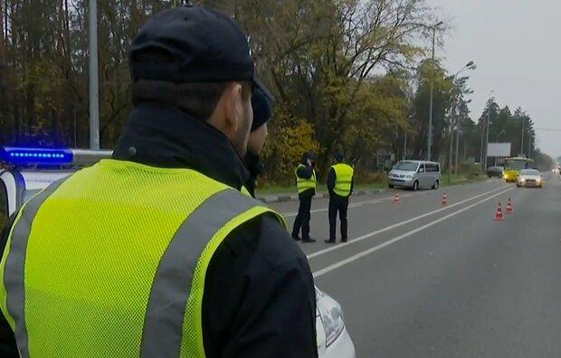 Штрафы для водителей, кадр из видео