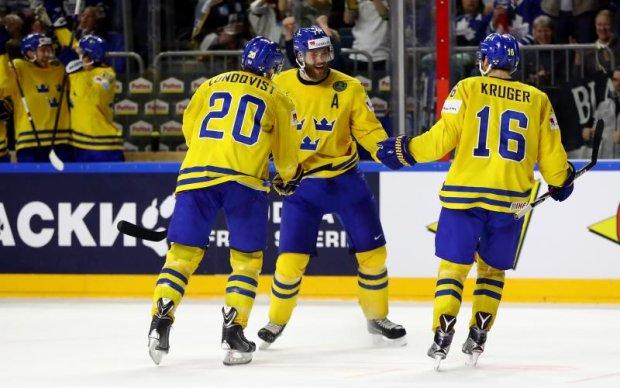 ЧС-2017 з хокею: Швеція здолала Канаду і стала чемпіоном світу