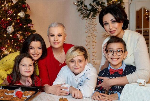 Алла Мазур, Наталія Мосейчук та Марічка Падалко показали своїх діток, фото: Instagram