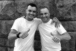 Віктор Павлік з сином Сашею, фото з Instagram