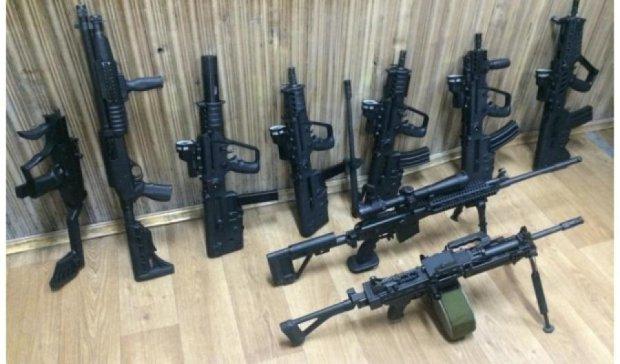 В Україні зупинили утилізацію зброї