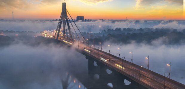 Не проїхати: у Києві обмежать рух на Північному мосту