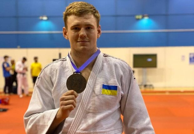 Харків'янин посів третє місце на чемпіонаті Європи: Facebook