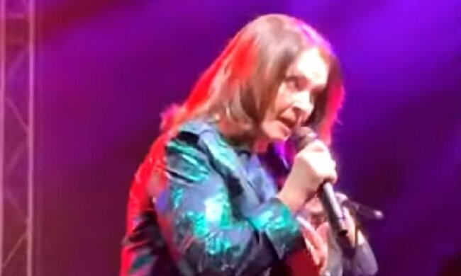 Софія Ротару, скріншот: YouTube