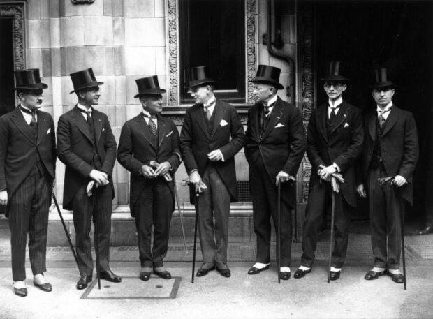 Джентельмены, 19 века