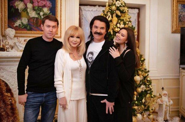Павло Зібров з сім'єю, фото: Instagram