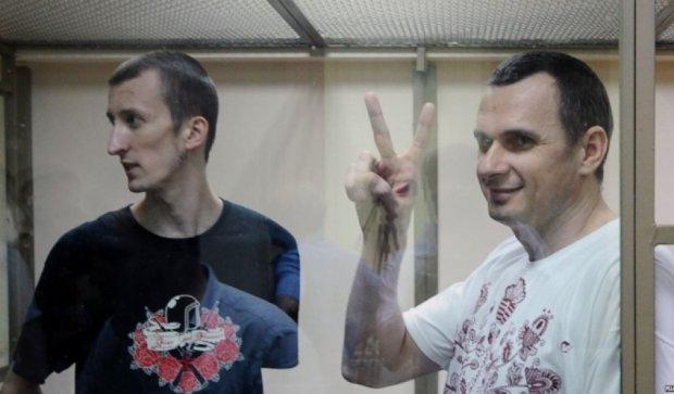 Ганебне рішення - посол США про вирок Сенцову та Кольченку