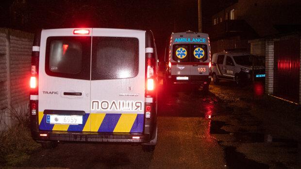 В Киеве пьяная Audi влетела в маршрутку, беременную пассажирку спасают в реанимации