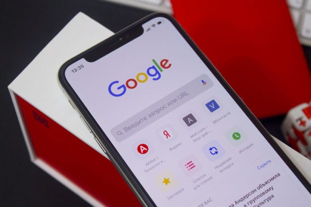 Обновление Google Chrome