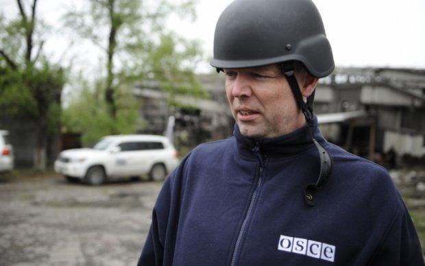 Вибух машини ОБСЄ: спостерігачам уріжуть можливості моніторингу