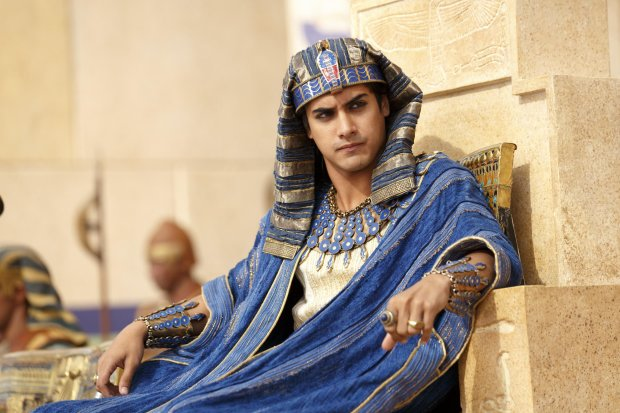 """В хранилищах музея нашли мечту """"золотого фараона"""""""