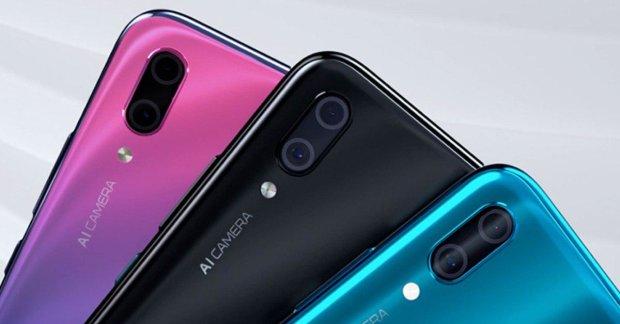 Enjoy 9 Plus: Huawei внезапно представила монстра