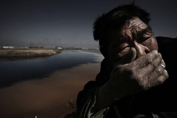 Роботи цього фотографа передають увесь жах китайських провінцій. Чоловік перебував під наглядом влади і раптово зник