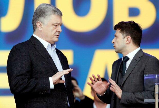 """Порошенко встромив свого носа у справи Зеленського і отримав по заслугах: """"Відійди з дороги, буйвол ненаситний"""""""