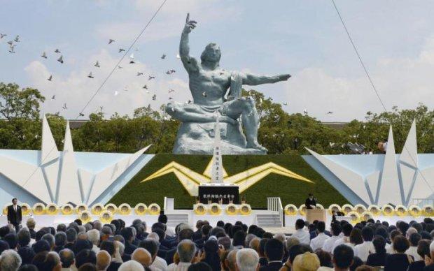 Годовщина ядерной бомбардировки Нагасаки: история трагедии