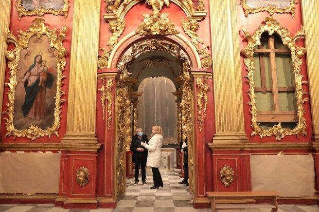 Андреевская церковь / фото: МКИП