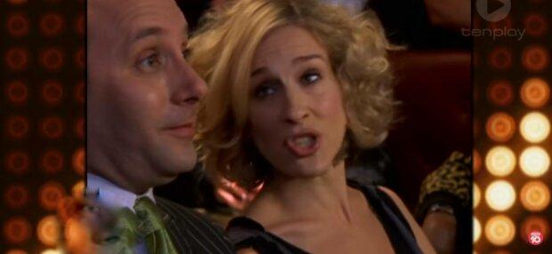 Секс в большом городе, фото: скриншот из видео