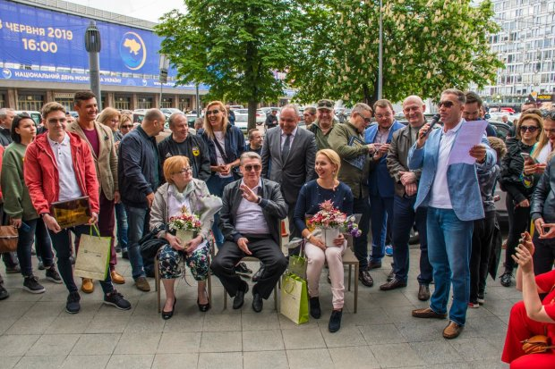 Лобановский, Блохин и другие знаменитости получили престижные звезды