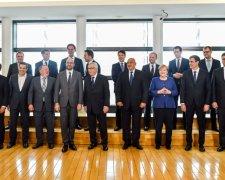 саммит стран-членов ЕС
