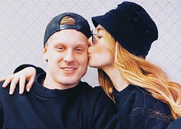 Анно Седокова з Янісом Тіммі, Instagram