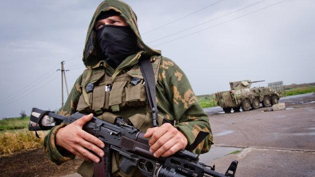 Путин запретил боевику с Донбасса въезд в Россию: своего отребья хватает