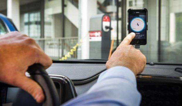 Міжнародний онлайн-сервіс замовлення таксі заборонили у Франції