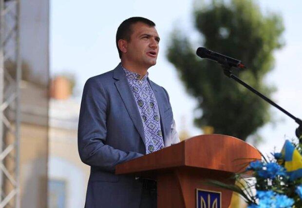 Александр Симчишин: биография и досье, компромат, скрин - Фейсбук